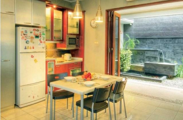20 Model Desain Dapur Di Halaman Belakang Rumah
