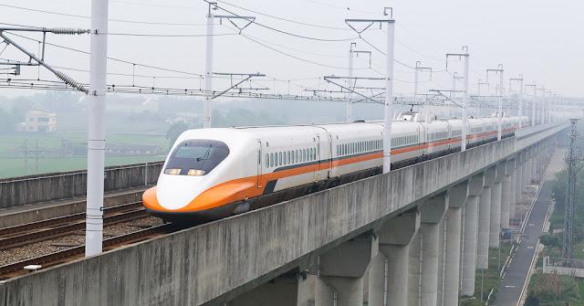 台中外埔水流東桐花步道-高鐵觀景台