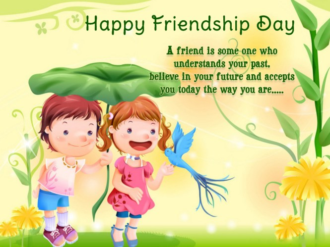Friendship Day Quotes With HD Pictures