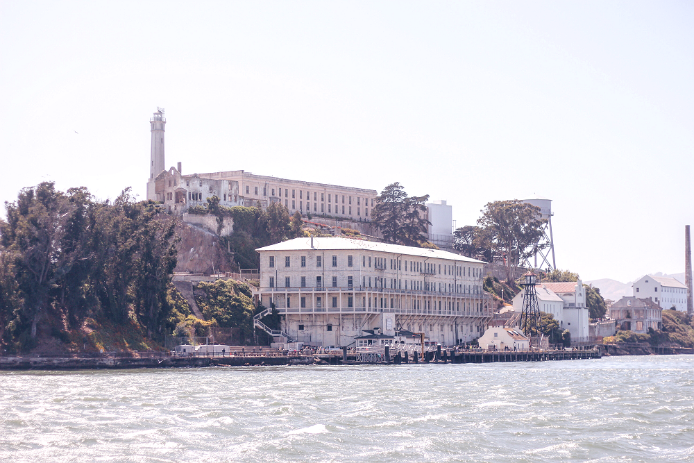 places to visit in san francisco alcatraz