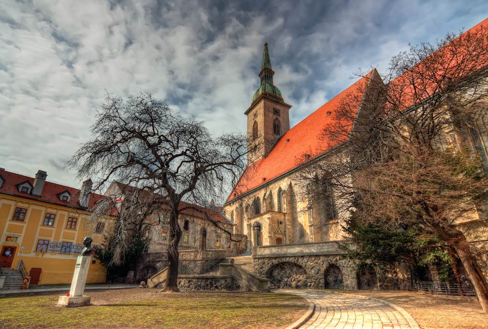 St-Martins-Cathedral-Bratislava