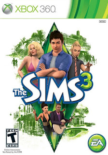 The Sims 3 Xbox360 free download full version