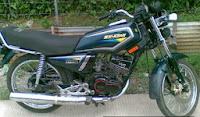 Keistimewaan Sepeda Motor Yamaha RX - KING