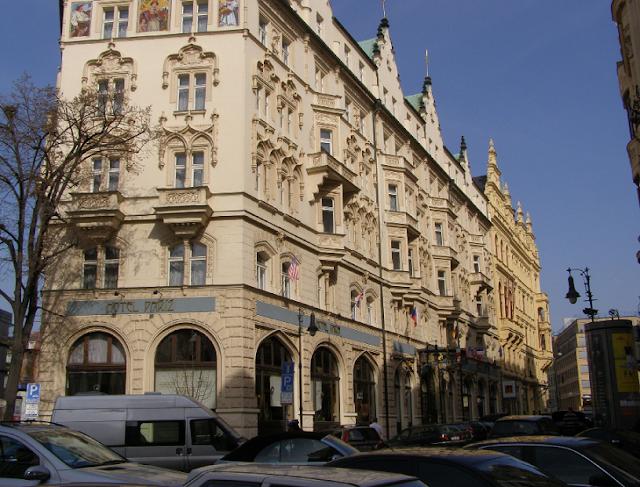 Bairro Staré Mesto - Cidade Velha em Praga