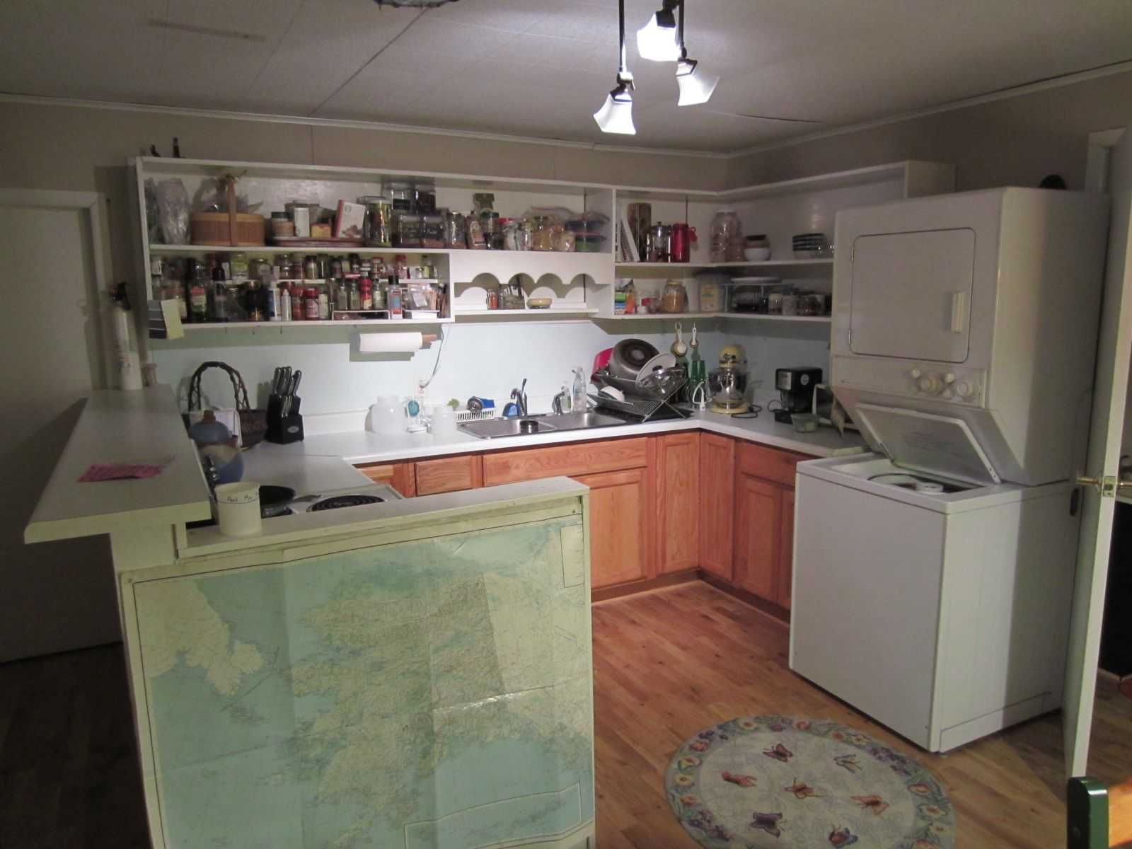 Artsy-Fartsy... Zam!: Kitchen Cabinets