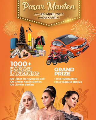 Multimedia Wedding Carnaval Pasar Manten 2019