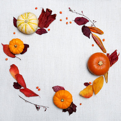 Photo of fall gourds