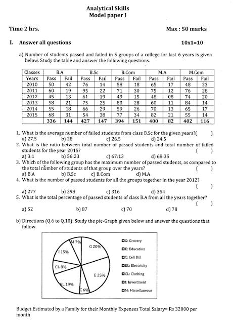 analytical skills 1