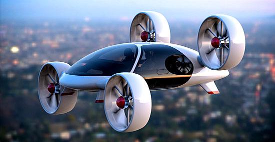 Carros voadores já são realidade - por que não os vemos voando pelas cidades?