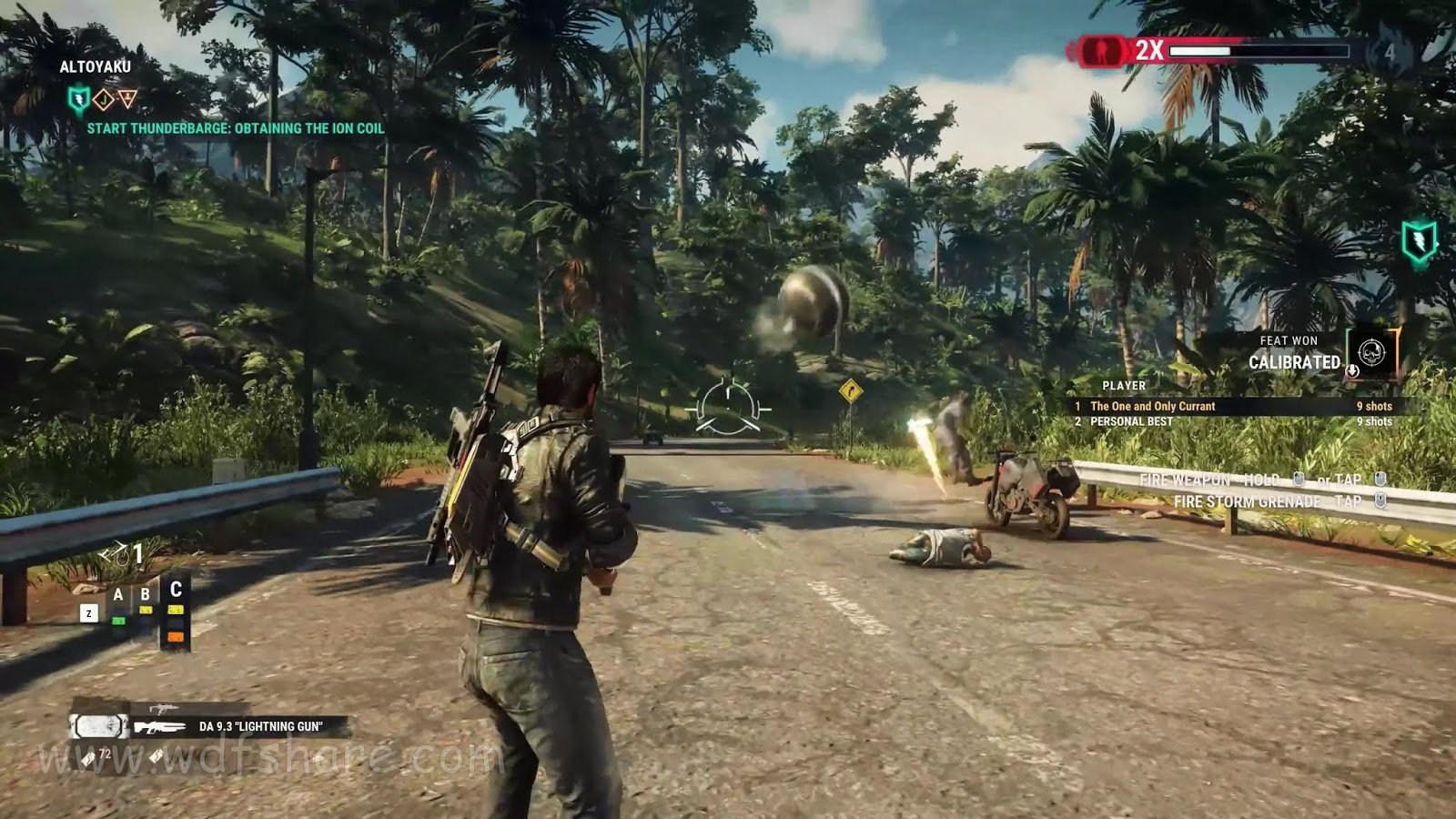 Just Cause 4 Free Torrent Download