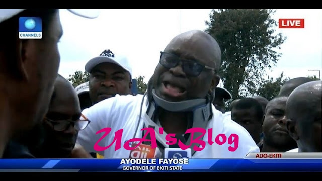 Nigeria Is In Trouble – Fayose Cries Out
