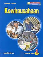 AJIBAYUSTORE  Judul Buku : Kewirausahaan 1 Kelas X SMK