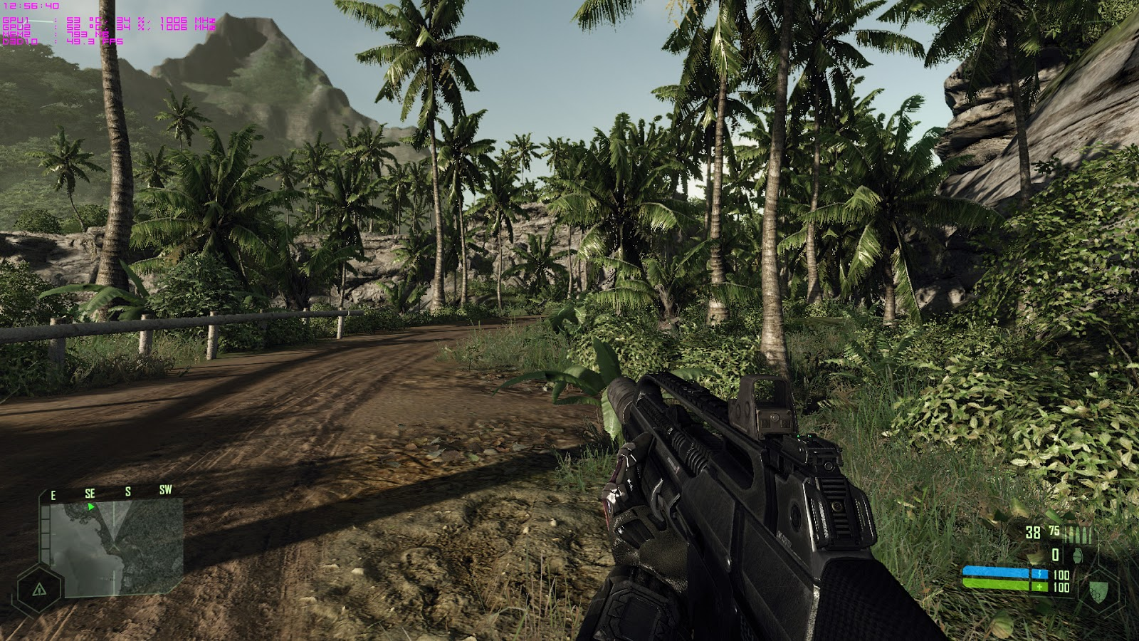 Crysis1 GTX680SLI - crysis ANTHOLOGY 2007-2011 PC