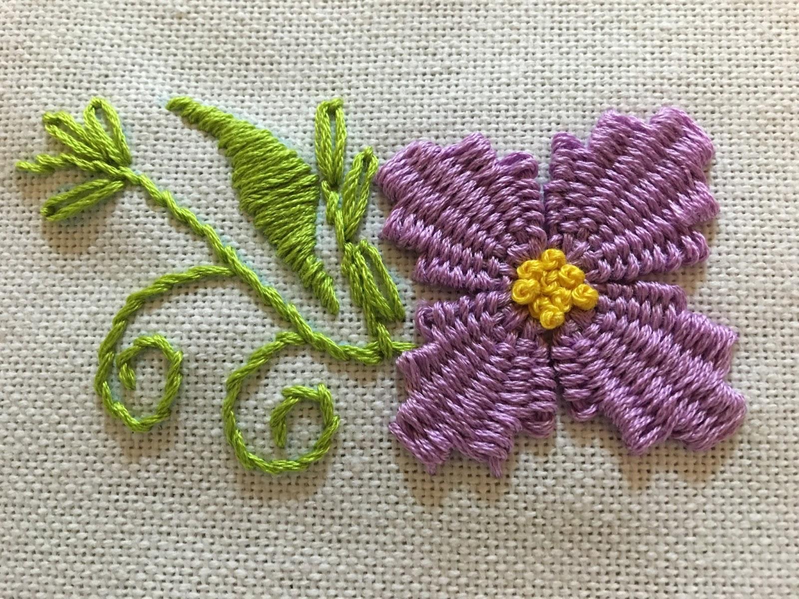 Kamal Kadai Work Flower