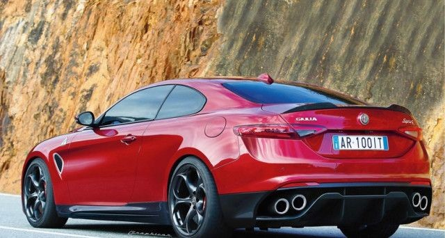 Alfa Romeo Giulia Gtv Coupe Ms Blog