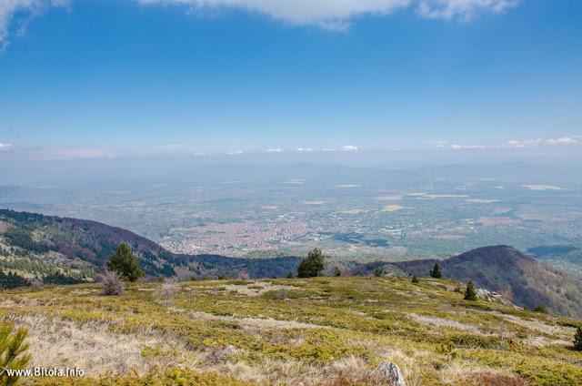 Bitola Panorama - Neolica Hiking Trail