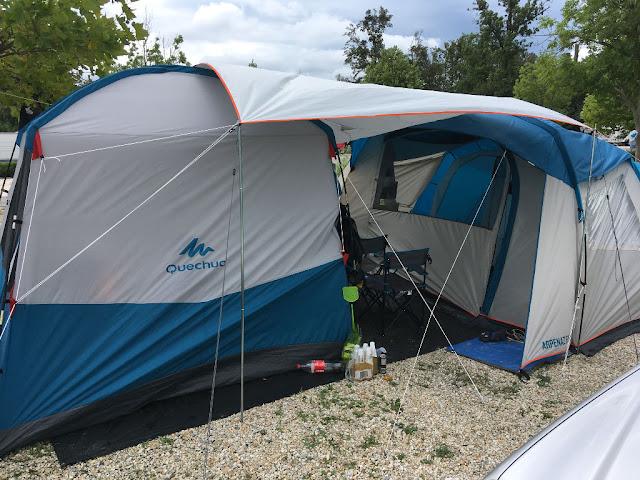 Kemping Thermal Camping Sarvar, Węgry