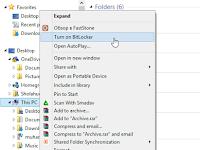 Cara Mempassword atau Mengunci Flasdisk/USB tanpa Aplikasi Tambahan