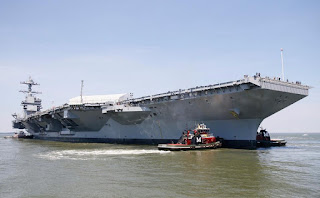 USS Gerald R Ford (CVN-78)