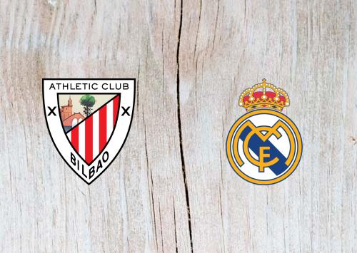 Athletic Bilbao vs Real Madrid Full Match & Highlights 15 September 2018
