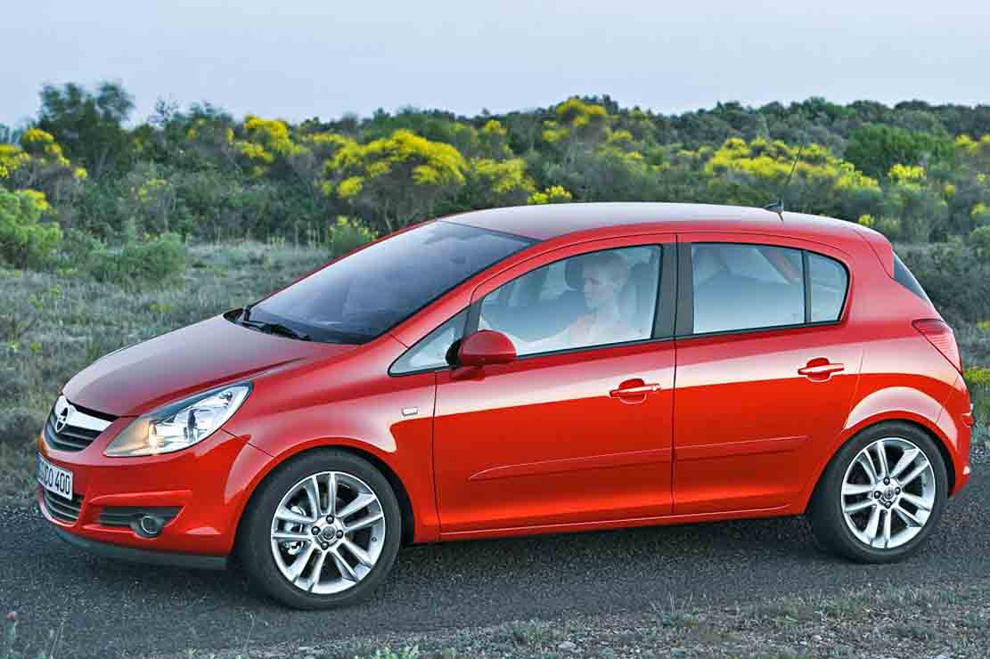 Opel Corsa Autosmr