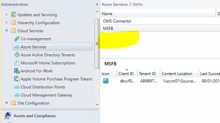 Leon's IT Blog: Removing CMG Settings from Configuration Manager
