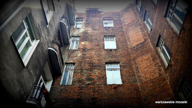 Warszawa Warsaw kamienica architektura Wola ostaniec