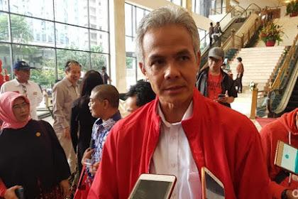Harapan Ganjar Ahok Gabung Gerbong Jokowi-Ma'ruf Pasca Bebas