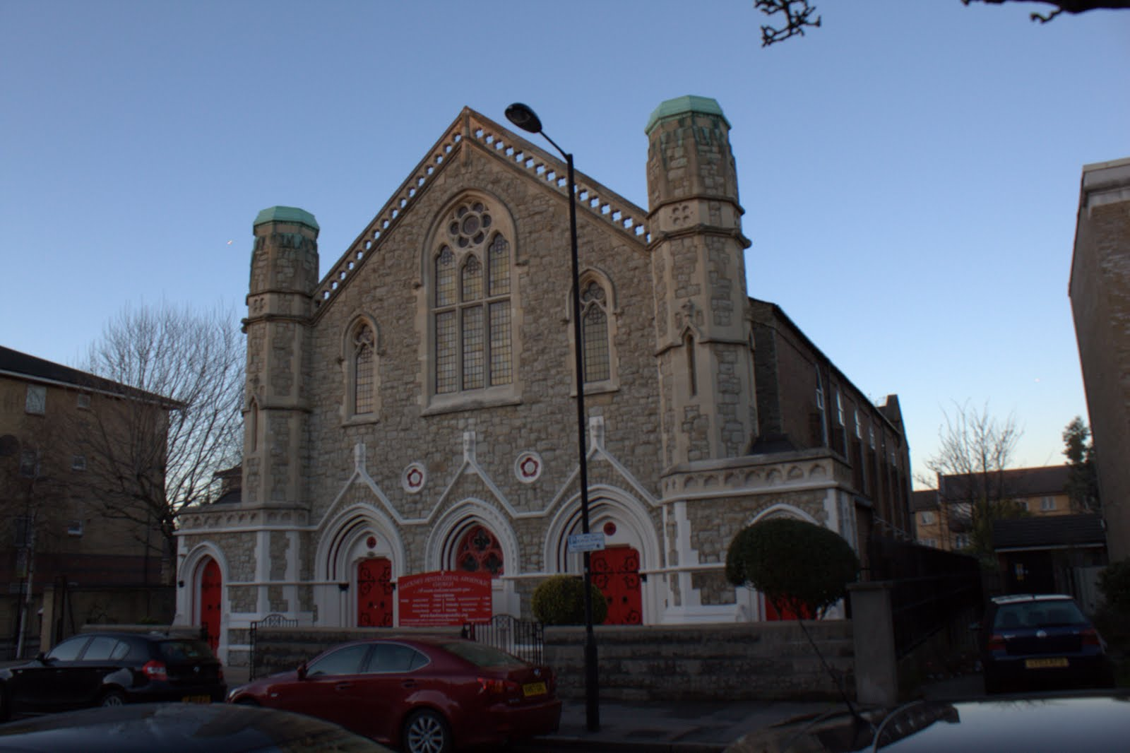 East End Sunday Service: Hackney Pentecostal Apostolic