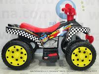 Royal RY818 ATV Ghost Rider Motor Mainan Aki
