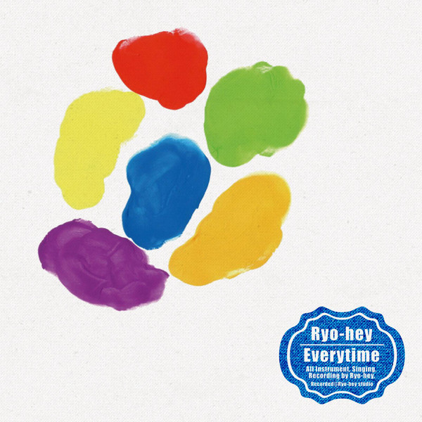 [Album] Ryo-hey – Everytime (2016.05.21/MP3/RAR)