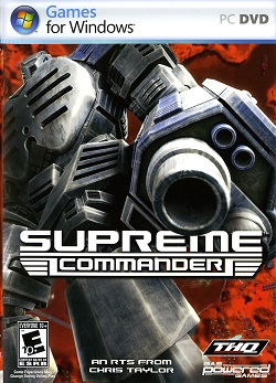 Supreme Commander-HATRED