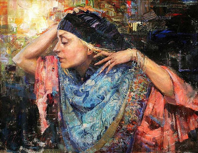 "Beautiful Paintings by American Painter ""Jeffrey R. Watts"""