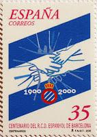 CENTENARIO DEL R.C.D. ESPANYOL DE BARCELONA
