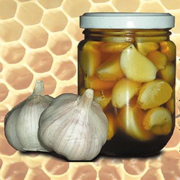 Τι κάνει η τροφή που περιέχει σκόρδο στις μέλισσες