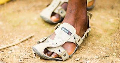 Shoe That Grows