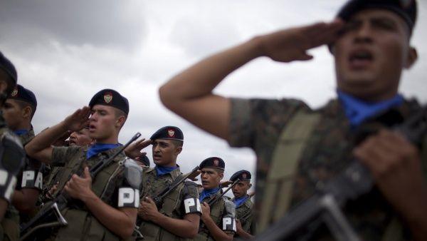 Capturan a cuatro militares guatemaltecos por corrupción