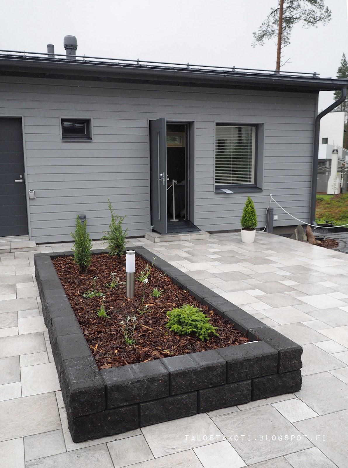 Asuntomessut 2016 Seinäjoki pihakiveys