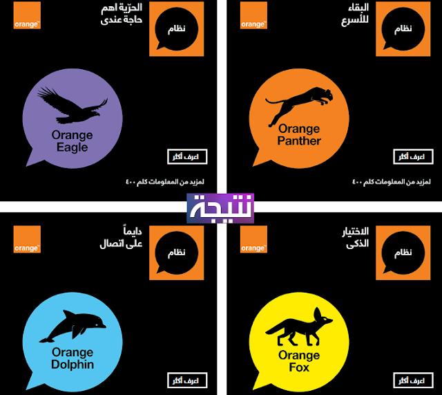 اسعار وعروض شركة اورنج 2018 orange أنظمة أورانج الجديدة
