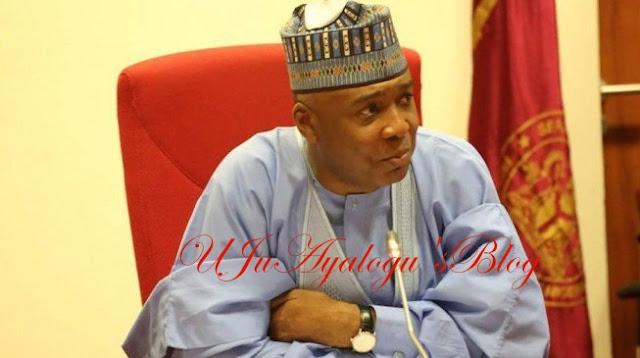 I'm sad Adeleke is a PDP senator, says Saraki