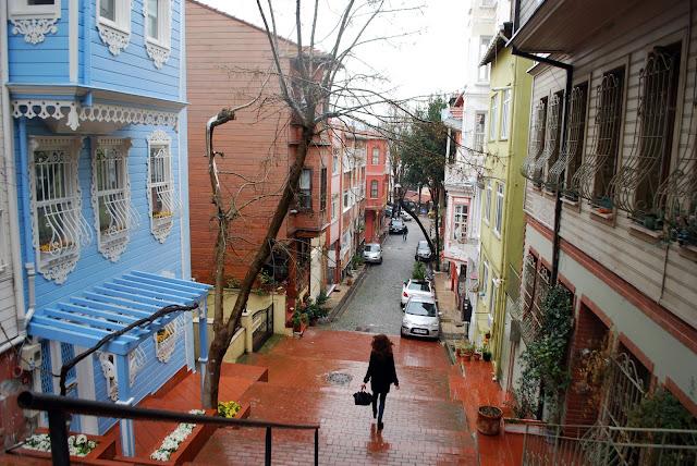 Ускюдар, Стамул, Турция.