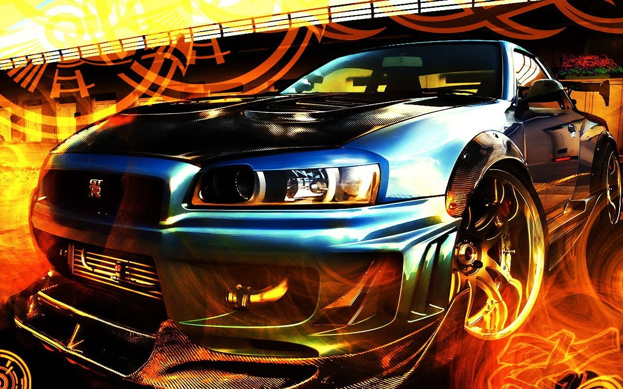 Hd Cool Car Wallpapers Fast Cars: Wallpapers Autos Tuning