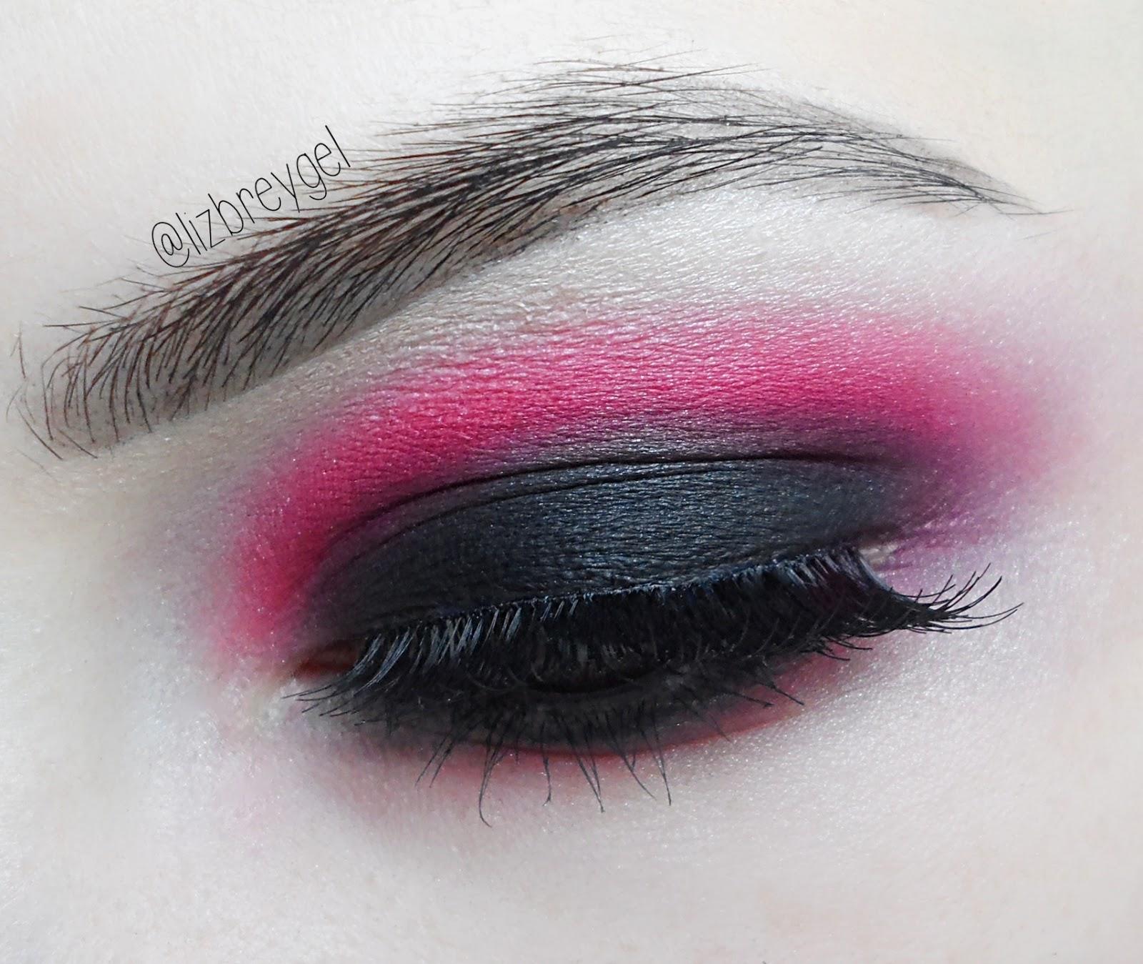 step by step romantic gothic smoky eye makeup look liz breygel tutorial makeup