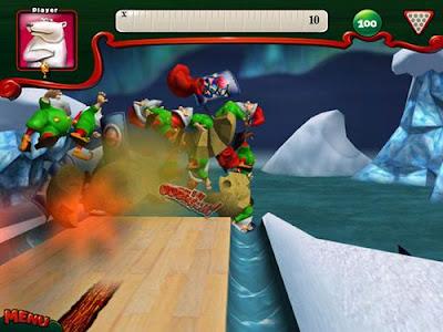 Free Full Version Elf Bowling Game -