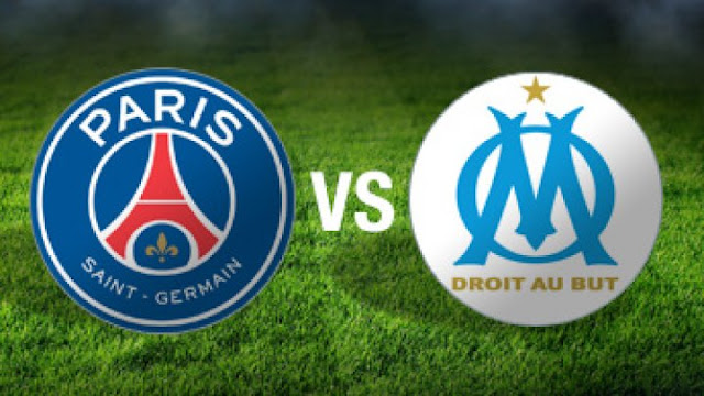 Marseille vs Paris SG
