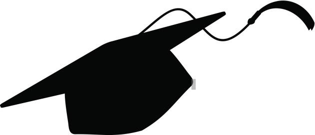Clipart de Birretes de Graduación. - Ideas y material ...