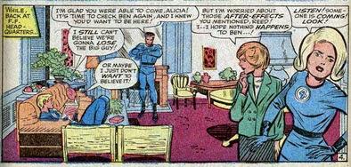 Fantastic Four 32-Skrull