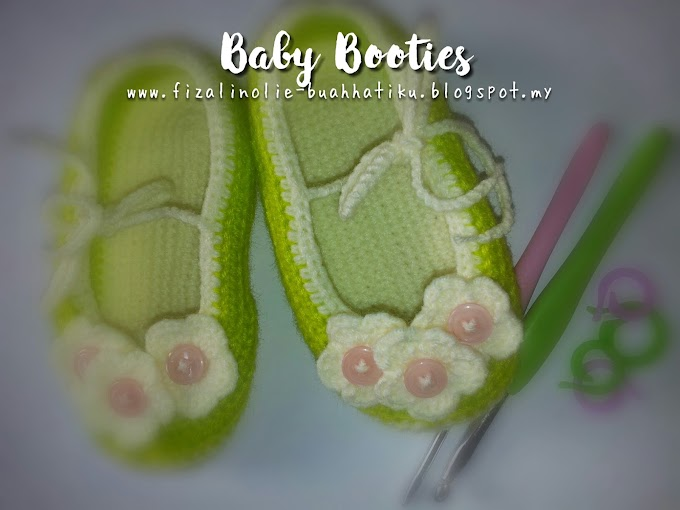Tempahan Untuk Kasut Kait Bayi