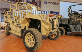Polaris MRZRT4 at Defexpo 2016