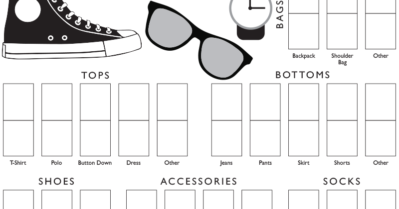 E is for Explore!: Fashionable Fractions